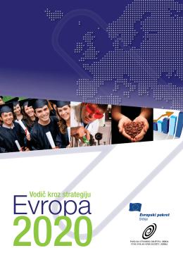 Vodič kroz Strategiju Evropa 2020