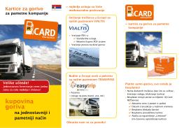 kupovina goriva - IQ Card Vertriebs GmbH
