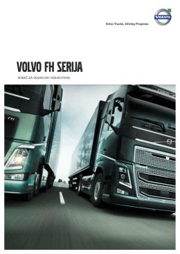 Volvo FH Serija 18,9 MB