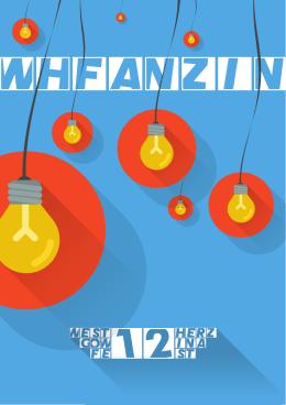 WHFanzin Ovdje možete skinuti whfanzin u pdf formatu i