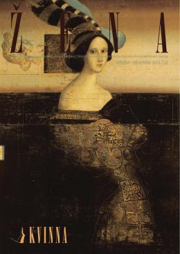 Zena-Kvinna nr 52 - Žena