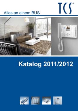 Katalog 2011/2012