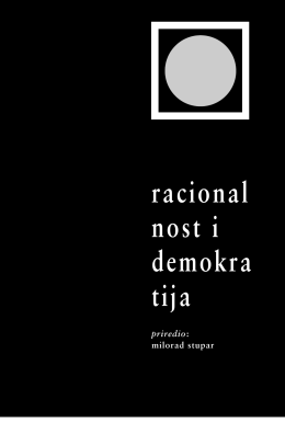 Racionalnost i demokratija 29 Majkl Resnik