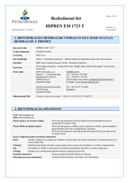 HIPREN ® EM 1723 T