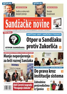 Sandžačke novine 142