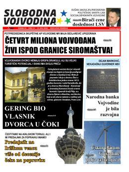 Slobodna Vojvodina br. 54