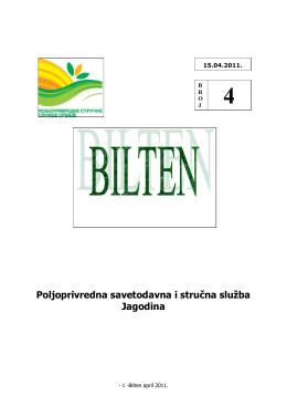 Poljoprivredna savetodavna i stručna služba