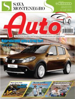 Auto magazin: Maj 2012
