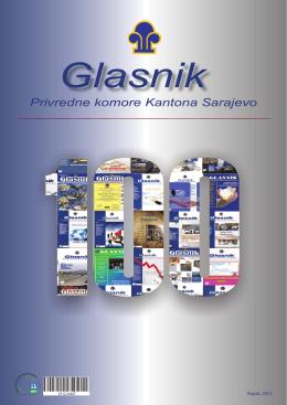 Glasnik Privredne komore Kantona Sarajevo