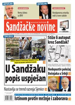 Sandžačke novine 146