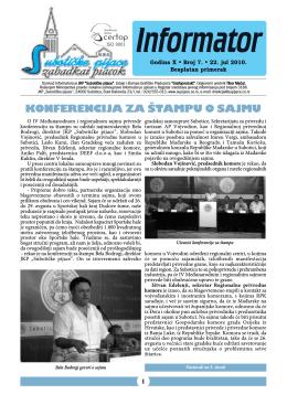 2010 jul - Subotičke pijace