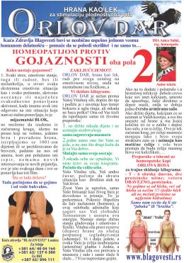 Homeopatijom protiv gojaznosti 2