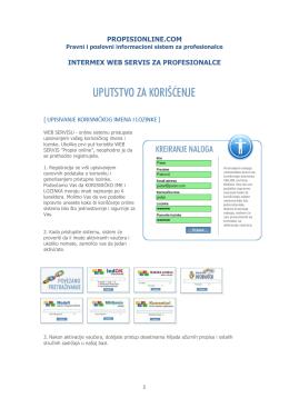 Uputstvo (pdf)