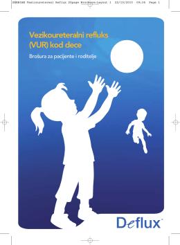 Brošura za pacijente i roditelje