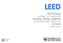 LEED - Energo