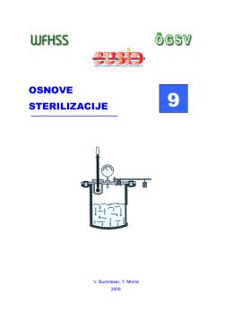 9 Osnovi sterilizacije