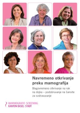 Navremeno otkrivanje preku mamografija