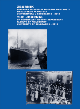 Zbornik seminara za studije moderne umetnosti br.8 (pdf)