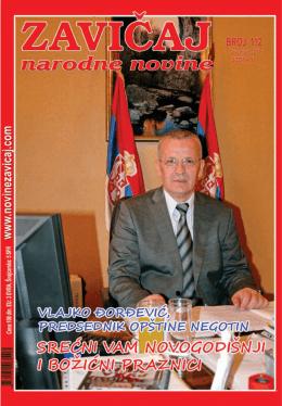 Novembar 2011. ZAVIČAJ