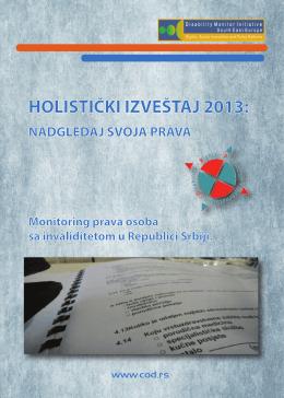 Izveštaj PDF - Centar za orijentaciju društva