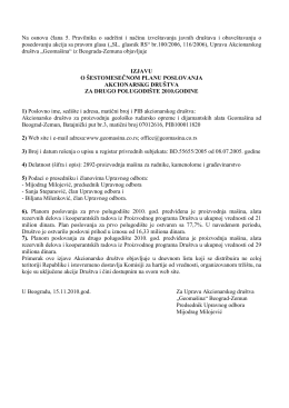 Dokument u PDF formatu