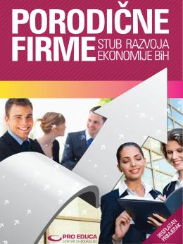 publikaciju - Porodične Firme