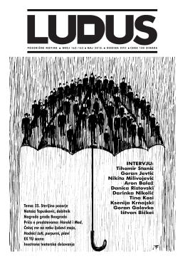 ludus162_163 - Udruženje dramskih umetnika Srbije