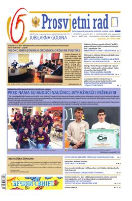 Broj 24 (april 2014.) - Zavod za udžbenike i nastavna sredstva