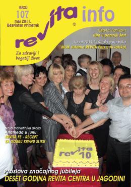 REVITA Info broj 107 (.pdf)