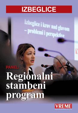 Regionalni stambeni program