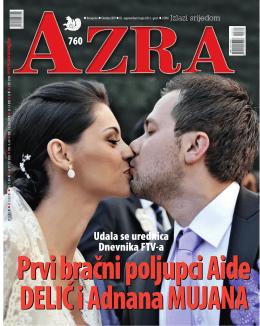 Udala se urednica Dnevnika FTV-a