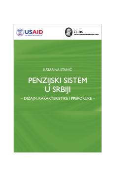Penzijski sistem u Srbiji