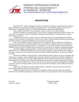 Obaveštenje_20022015_PDF - Sindikat vatrogasaca Srbije