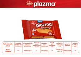 Preuzmi Plazma katalog