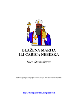stamenkovic_5-marija - Gospel for Orthodox