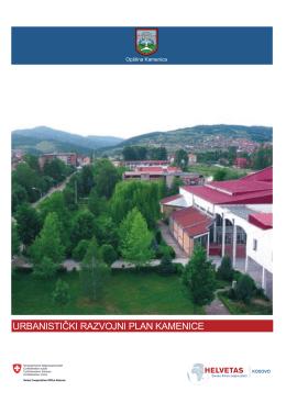Urbanisticki Razvojni Plan Kamenice
