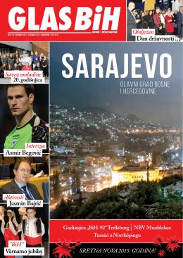 Glavni grad Bosne i Hercegovine