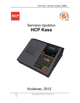 HCP Kasa