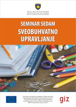 Seminar Sedam Sveobuhvatno upravljanje