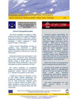 RODNA RAVNOPRAVNOST - Resurs Centar Majdanpek