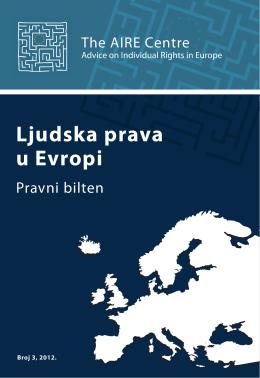 Ljudska prava u Evropi