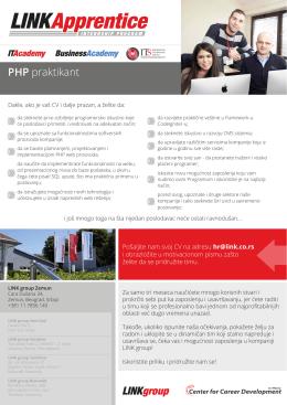 PHP praktikant