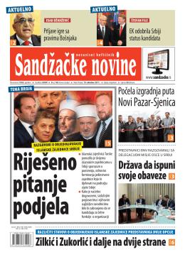 Sandžačke novine 145