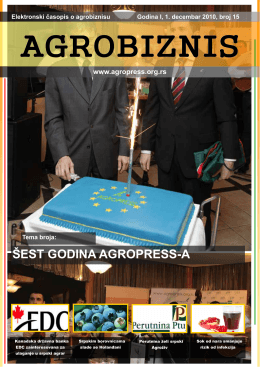 AGROBIZNIS - Agropress