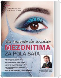 Saznajte više - Estetska hirurgija Ramita Beograd