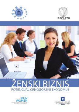potencijal crnogorske ekonomije
