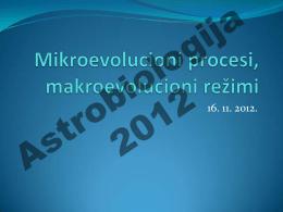 pdf - Astrobiologija