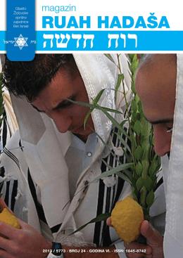 Ruah Hadaša br. 24, rujan 2013.