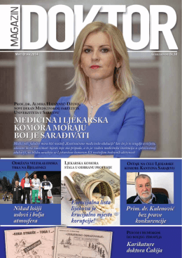 Doktor Mart 2014 - Ljekarska Komora Kantona Sarajevo
