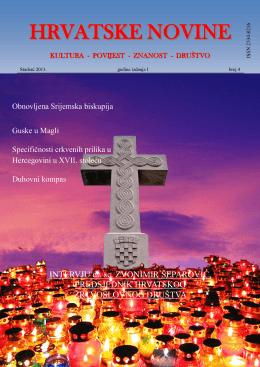 Hrvatske novine – br. 4 - Hrvatska Nezavisna Lista